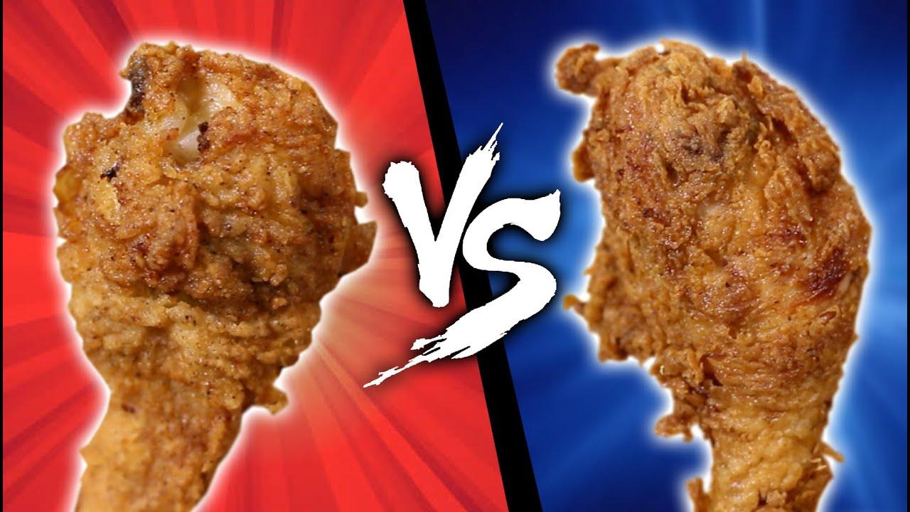 KFC VS HOMEMADE - 11 Secret Herbs & Spices LEAKED - YouTube
