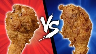 KFC VS HOMEMADE - 11 Secret Herbs & Spices LEAKED