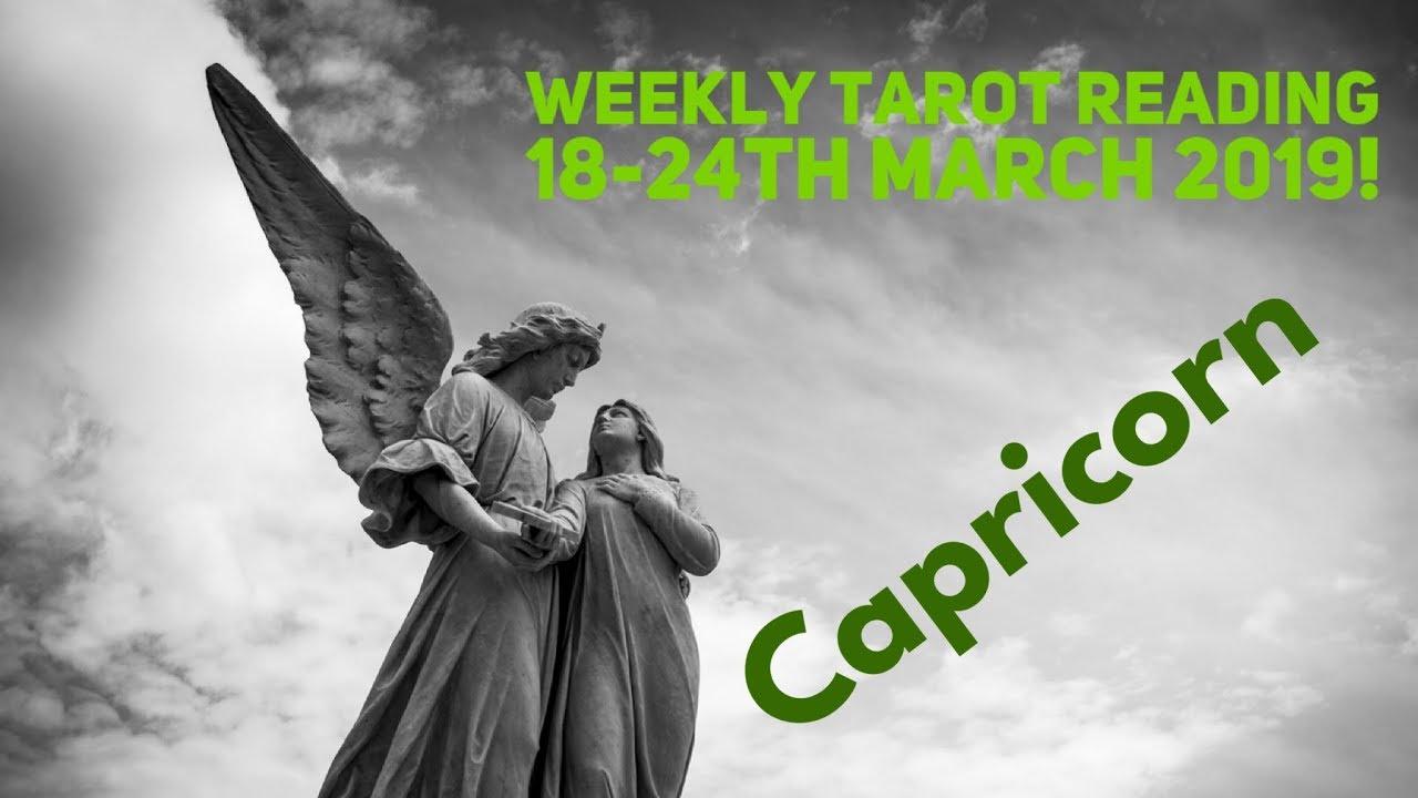 capricorn weekly tarot march 17 2020