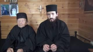 9 января 2017 г. Старец Рафаил (Берестов) и о. Онуфрiй об исповедании Православной Веры
