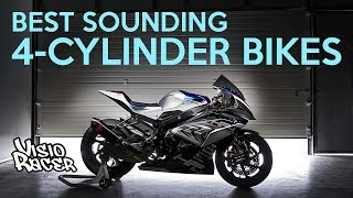 10 Best Sounding 4-Cylinder Bikes Ever