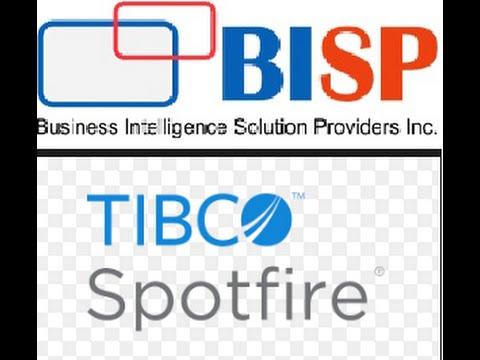 TIBCO Spotfire Session #1
