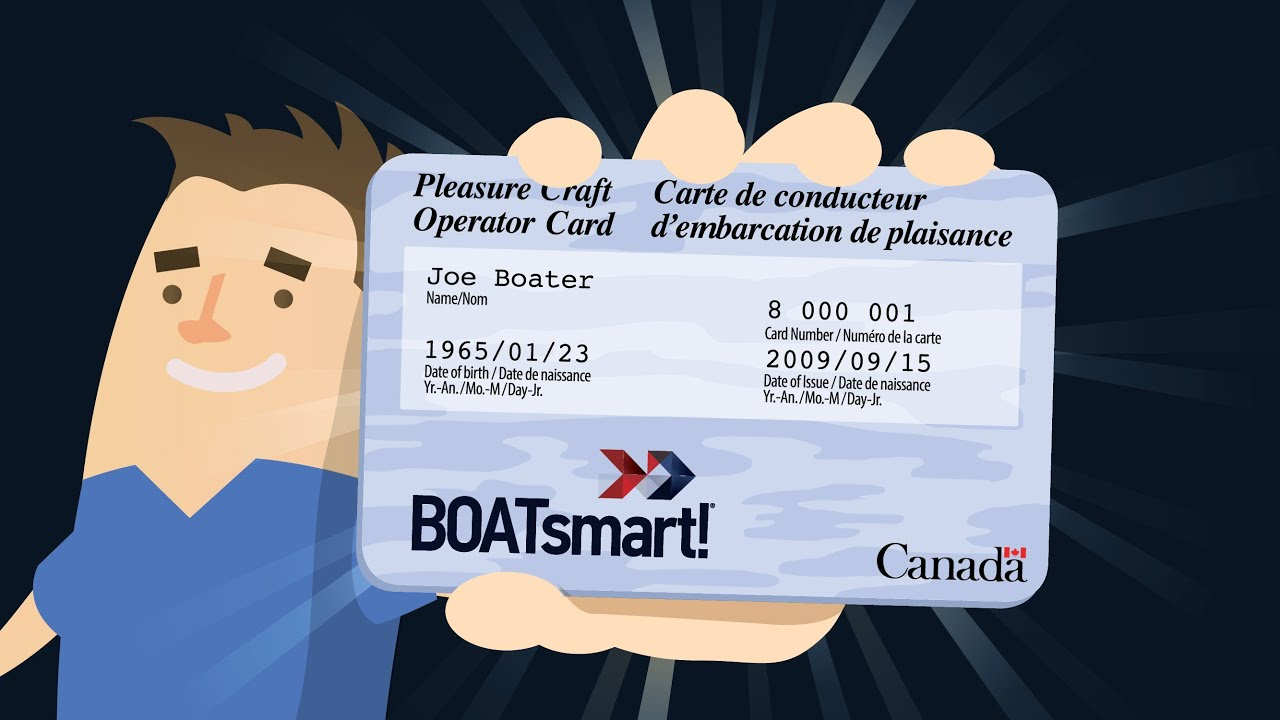 Get Your Pleasure Craft Operator Card with BOATsmart!