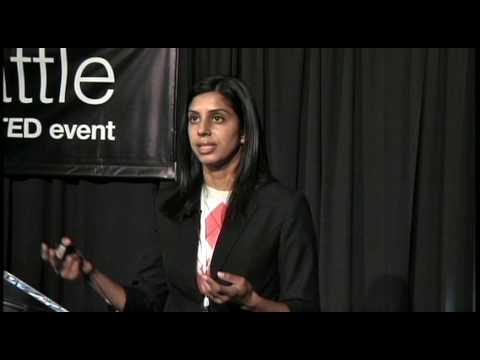 TEDxSeattle - Sapna Cheryan - 04/16/10