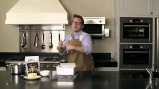Edd Kimber's Honey Nut Granola Bars