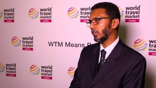 WTM 2015   Press Wall Interview(WTM Press Wall Interview with Mr. Althaf Mohamed Ali Vice President - Sales & Marketing of Aitken Spence Hotels. World Travel Market   #  iamatWTM., 2015-11-03T08:18:31.000Z)