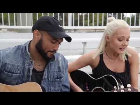 With You - Chris Brown Will Gittens & Alexi Blue Acoustic Cover