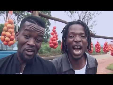 RED CAR MUSIC video bomo ft ras canly