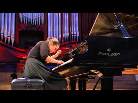 Leonora Armellini – Etude in C sharp minor, Op. 10 No. 4 (first stage, 2010)