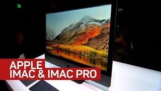 New iMac, iMac Pro designed with crisper displays, more power