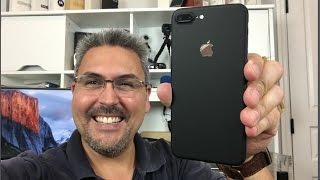 Ya tengo mi iPhone 7 Plus negro Parte 2 transformación