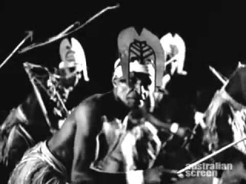 Thursday Island Kaurareg welcoming dance (1954)