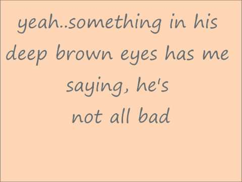 Taylor Swift- Superman Lyrics on screen