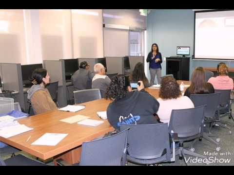 The Financial Aid office look at financing your transfer education