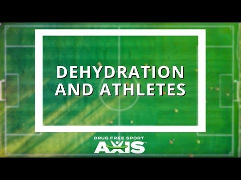 Dehydration & Athletic Performance