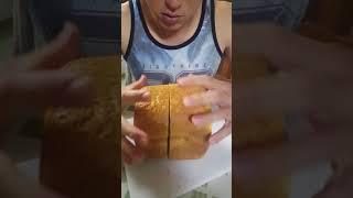 오성제빵기 식빵굽기 첫도전