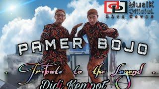 PAMER BOJO LIRIK [LIVE] COVER BY DHEMIZPUTRA - ( ORIGINAL SONG DIDI KEMPOT )