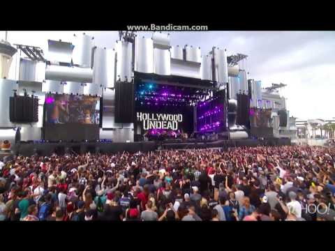 Hollywood Undead - Comin' In Hot (Rock In Rio USA, 2015)
