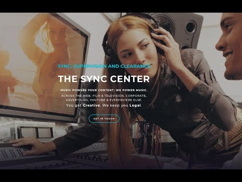 The Sync Center  - [Sync, Supervision & Clearance Experts]