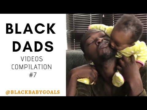 BLACK DADS Videos Compilation #7 | Black Baby Goals