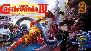 Castlevania IV - EP3 - T.O.T.S. Plays
