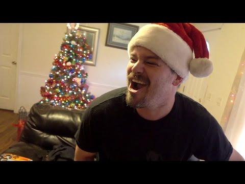 GRANDPA DOESN'T RUIN CHRISTMAS!!