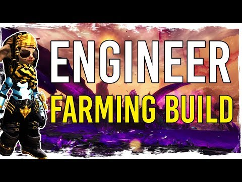 Guild Wars 2 - Updated Engineer PvE Farming Build thumbnail