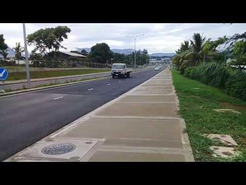 New Fiji Highway