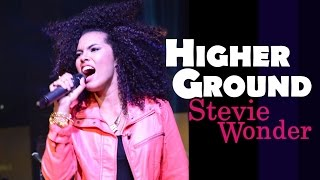 Stevie Wonder - Higher Ground - BELL LINS (cover)