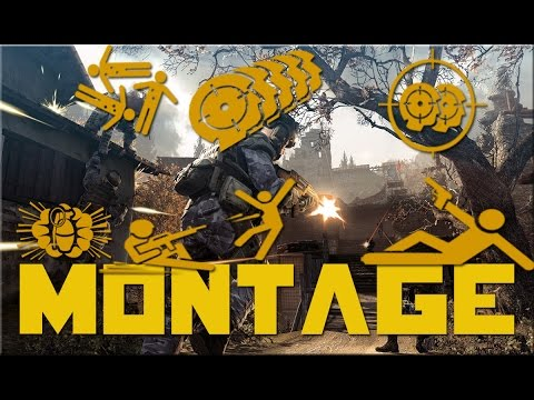 WARFACE MONTAGE ZeroCOOL1 [Only Headshot]