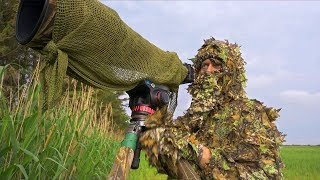 WILDLIFE PHOTOGRAPHY WHEN IT'S BEST | Photographing birds, fox and deer - nikon z6, 3d camouflage