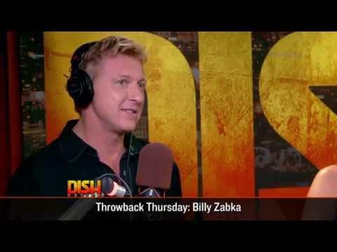 Celebrating Throwback Thursday with Billy Zabka