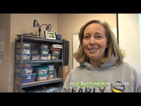 Julie Butterworth, Teacher  - Pikes Peak Early College