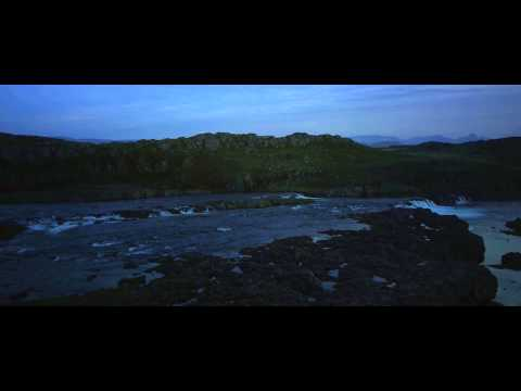 Icelandic Waterfall Sunset // Scenery Channel // S01EP05