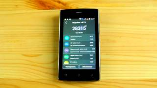 Тест и обзор смартфона DEXP Ixion XL240 Triforce (видеообзор)