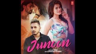 New Sexy Song 2019  'Junoon' Kunaal Feat Aditya Rao, Mokshita Raghav Resimi