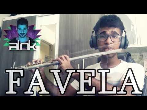 Ina Wroldsen & Alok - Favela Instrumental Flute Cover