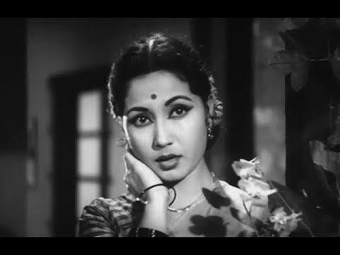 O Chand jahan wo jaye - Sharda (1957)