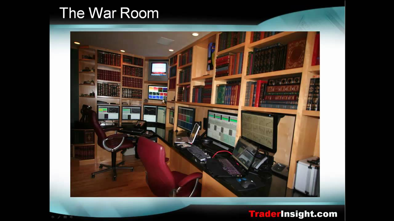 How To Set Up A Day Trading Workstation - YouTube