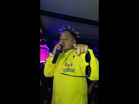 MC Pikachu ao vivo no MARINE Lisboa Portugal