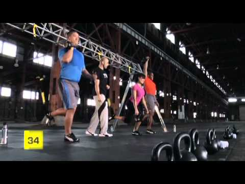 TRX® Kettlebell: Iron Circuit Conditioning P