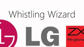 Whistling Wizard - LG Phones