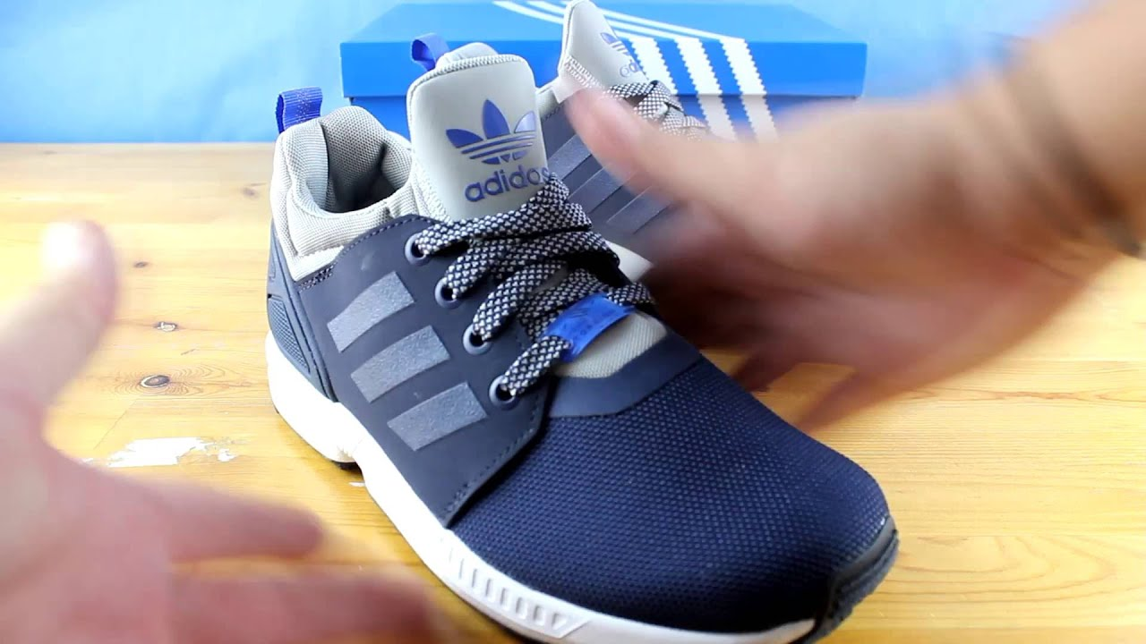 9e2ba00604a83 ADIDAS ZX FLUX NPS UPDT S79069 -GOMEZSPORT.COM- - YouTube