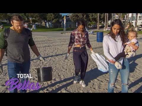 Brie And Bryan Clean Up San Diego: Total Bellas, March 3, 2019