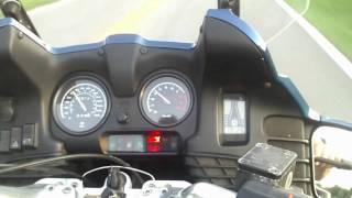 1996 BMW R1100RT Motorcycle Test Ride