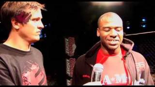 Cordell Williams Vs. Sid Sidberry - Epic Fighting