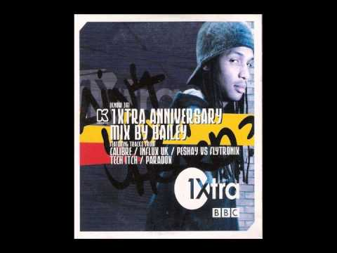 DJ Bailey 1Xtra Anniversary Mix Know 36 (2002)