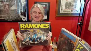 RAMONES Records. From so, so to unbelievable.