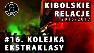 KIBOLSKIE RELACJE   16. kolejka ekstraklasy (2016-2017)   PiknikTV
