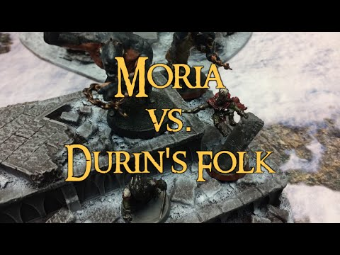 The Third Age - Lord of the Rings SBG Battle Report - Ep 05